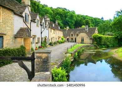Villages of England - Castle Combe