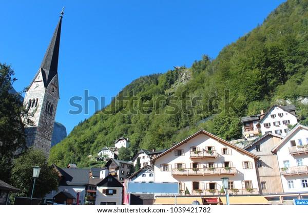 Villages in Europe