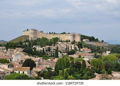 Villeneuve-les-Avignon in the Gard region of Provence south of France