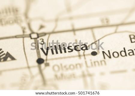 Villisca Iowa Usa Stock Photo Edit Now 501741676 Shutterstock