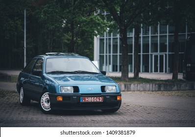 Ford Sierra Cosworth Images, Stock Photos & Vectors