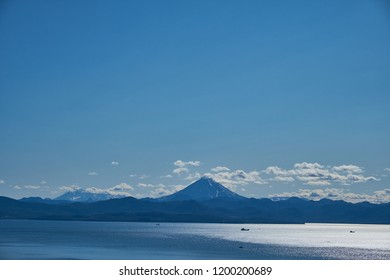 Vilyuchik is a stratovolcano in the southern part of Kamchatka Peninsula, Russia.