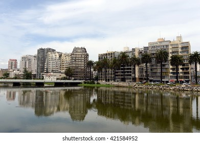 VINA DEL MAR, CHILE - NOVEMBER 24,2014:The city of vina del Mar, the administrative center of the homonymous municipality, part of the province of Valparaiso.