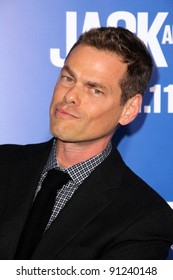 "Vince Offer at the ""Jack and Jill"" World Premiere, Village Theater, Westwood, CA 11-06-11"