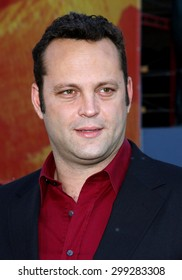 Vince Vaughn at the Los Angeles premiere of 'Fred Clause' held at the Grauman's Chinese Theater in Hollywood on November 3, 2007.