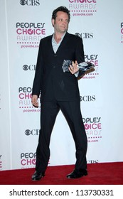 Vince Vaughn in the press room at The 33rd Annual People's Choice Awards. Shrine Auditorium, Los Angeles, CA. 01-09-07