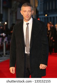 Vincent Cassel arriving for the 'Tance' UK Premiere, Odeon Leicester Square, London.  19/03/2013 Picture by: Henry Harris