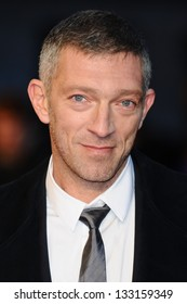 Vincent Cassel arriving for the 'Tance' UK Premiere, Odeon Leicester Square, London.  19/03/2013 Picture by: Steve Vas