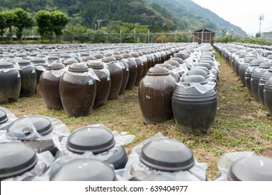 Vinegar Barrel
