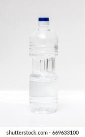 Vinegar plastic bottle