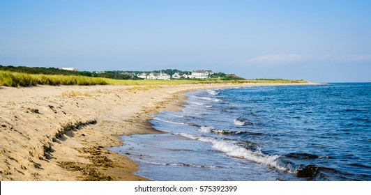 Martha's Vineyard Beach Szenen