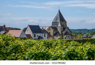 """Vineyards in Alsace-Lorraine. The Imperial land of Alsace-Lorraine is the """"Imperial land"""" of the German Empire, located in what is today Eastern France."""