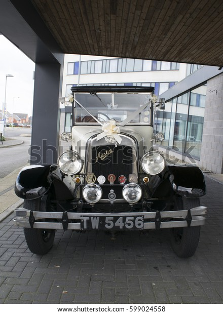 Vintage 1926 Austin Mayfair Limousine TW 5456 Photo of a Vintage 1926 Austin Mayfair Limousine TW 5456 taken in Wath Upon Dearne, Rotherham, South Yorkshire on 12th March 2017