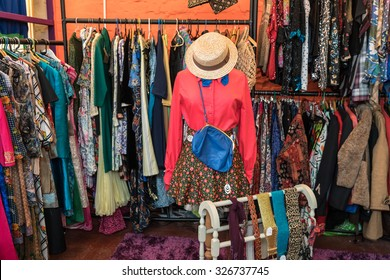 Vintage 1960's and 1970's clothes for sale.