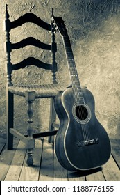 Old Guitar Images, Stock Photos & Vectors | Shutterstock