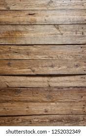 vintage aged dark brown wooden background texture close up