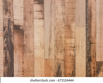 vintage aged tan brown wood grain background texture.