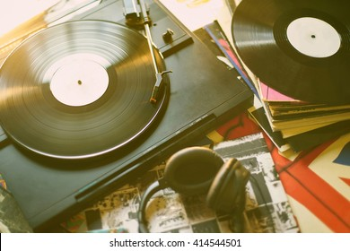 vintage ambiance music