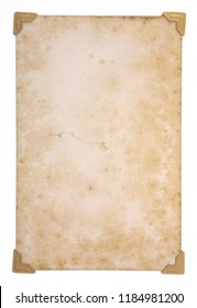 Vintage Antique Photograph Border with Space to Add Your Own Image or Text