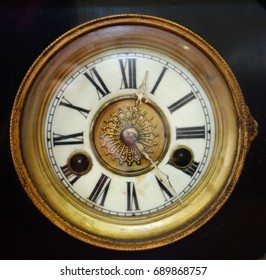 Vintage Antique Retro Clock