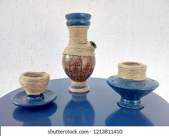 vintage art object traditional tunisia