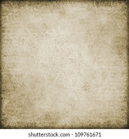 Vintage background. Ideal for retro/vintage, medieval or fantasy creations.