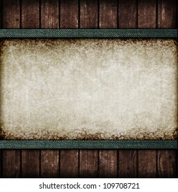 Vintage background. Paper, boards, fabric. Ideal for retro/vintage, medieval or fantasy creations.