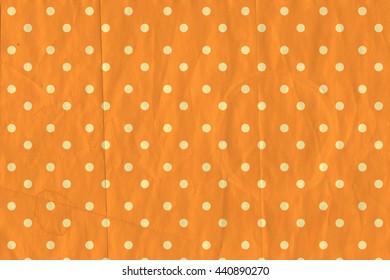 vintage background, polka dot style, retro