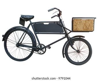 Vintage Baker's Bike