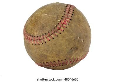 vintage baseball macro
