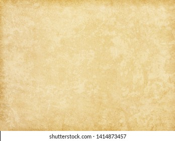 Vintage beige background. Aged paper texture.