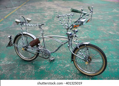 vintage bicycle Lowrider