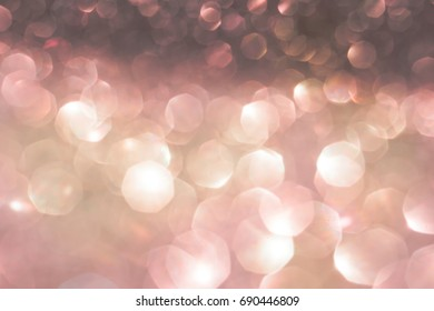 vintage blur bokeh light festive Christmas and New Year background