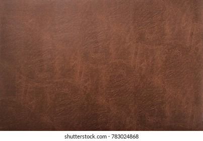 Vintage brown leather background texture