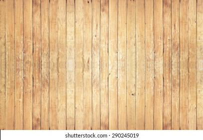Vintage the brown wood wall texture with dust grime for background