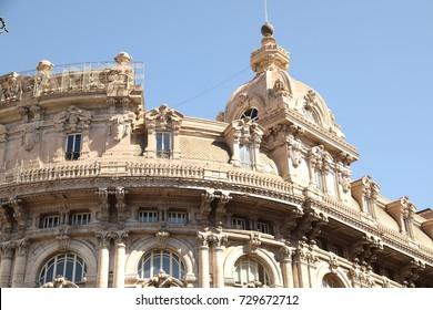 Vintage Buildings in Europe