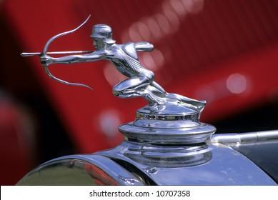 Vintage car hood ornament#2