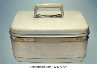Vintage Carrying Case Luggage