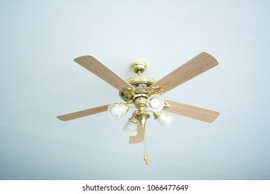 vintage ceiling fan