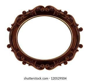 vintage classical frame