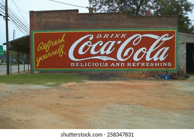 Coca-cola Advertising Images, Stock Photos & Vectors