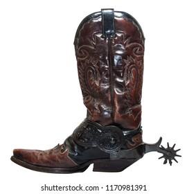 3d1eb4a156b Cowboy Boots and Spurs Images, Stock Photos & Vectors | Shutterstock
