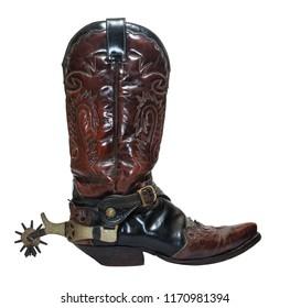 9d763df7e18 Boots with Spurs Images, Stock Photos & Vectors | Shutterstock