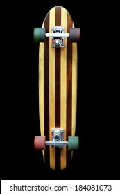 vintage cruiser skateboard from the seventies.