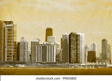 Vintage Design - Chicago