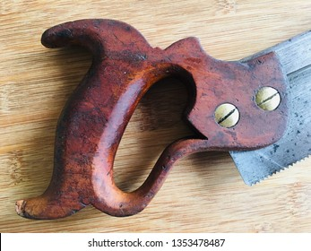 Vintage dovetail saw