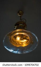 Vintage Electric Ceiling Lamp
