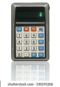 Vintage electronic calculator