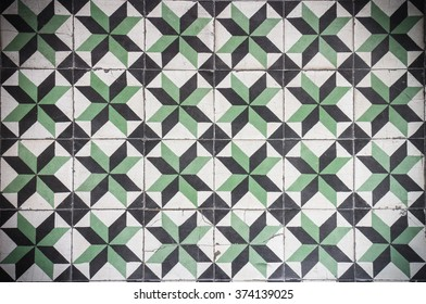 Vintage Floor Tile