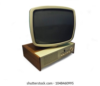 Vintage german TV from the early sixties